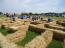 Our Fun Straw Bale Maze